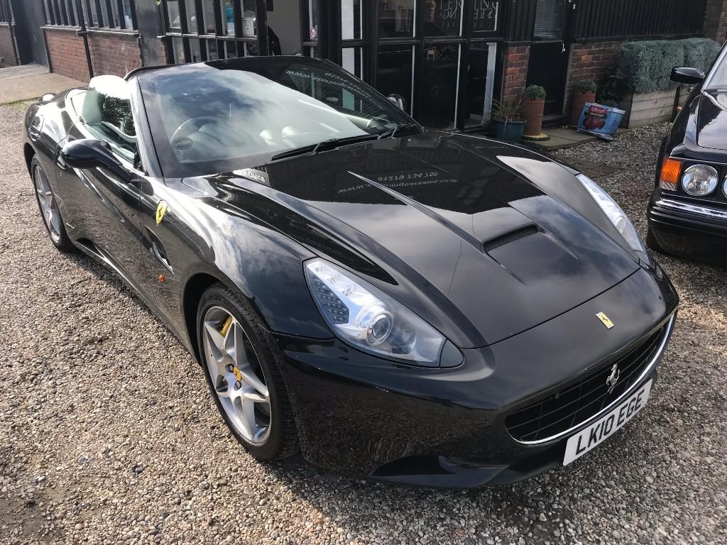 used Ferrari California 2 PLUS 2 in essex