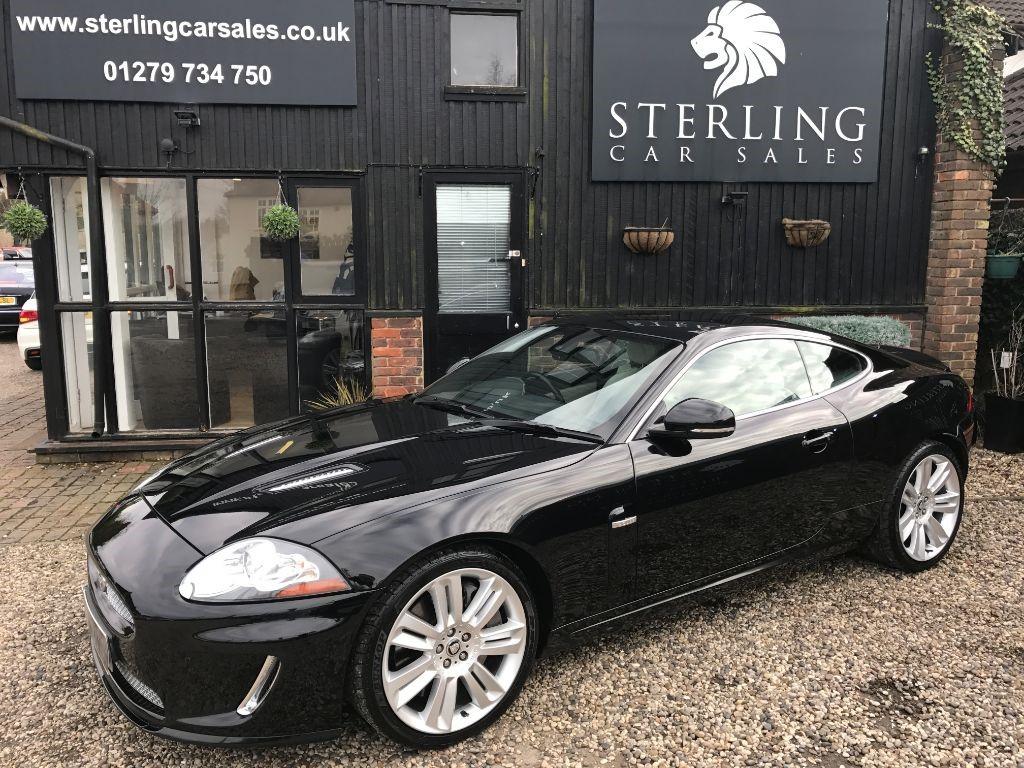 used Jaguar XK XKR in essex