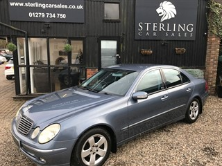 Mercedes E270 for sale