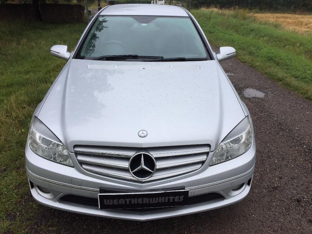 used Mercedes CLC200 CDI SE in essex