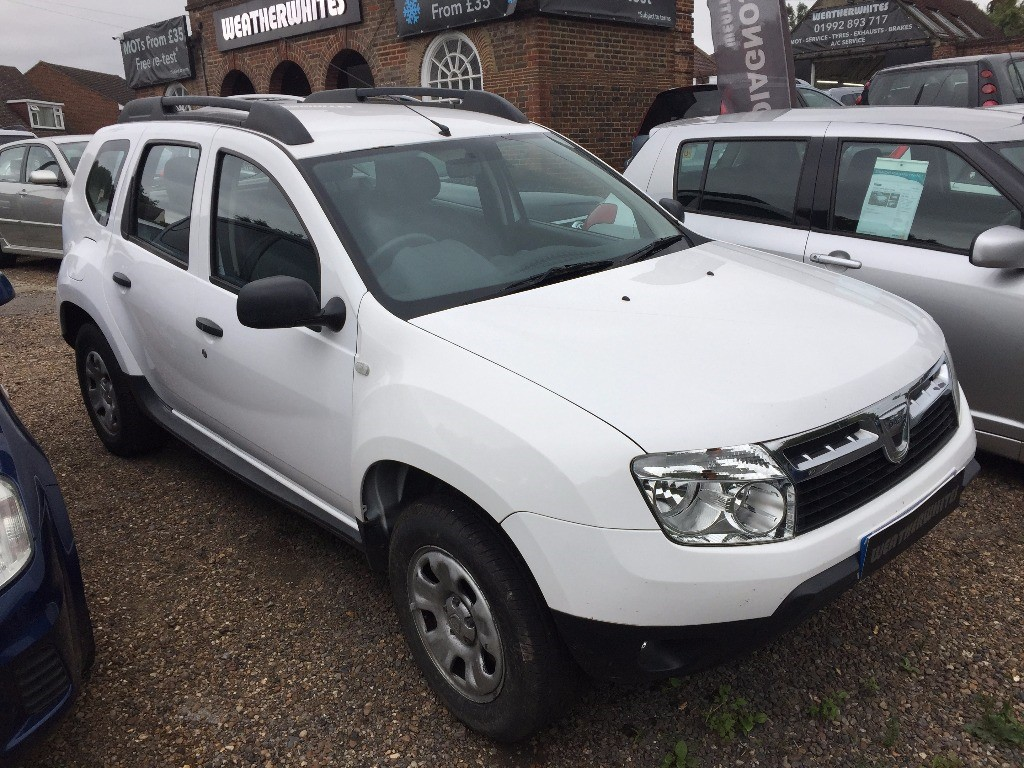 used Dacia Duster AMBIANCE DCI 4WD in essex