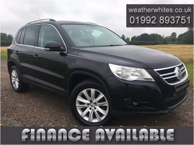 used VW Tiguan SE TSI 4MOTION in essex