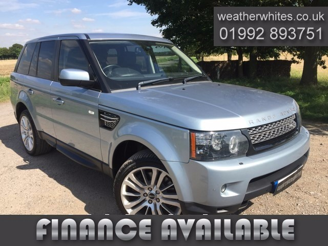 used Land Rover Range Rover Sport SDV6 HSE (Lux Pack) in essex