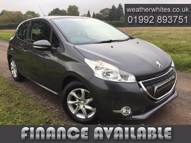used Peugeot 208 ACTIVE in essex