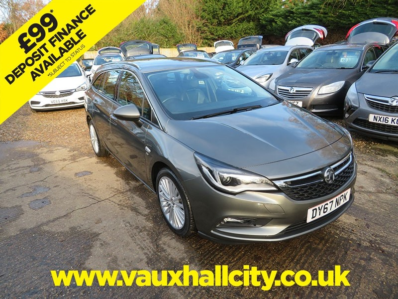 used Vauxhall Astra ELITE NAV in windlesham-surrey