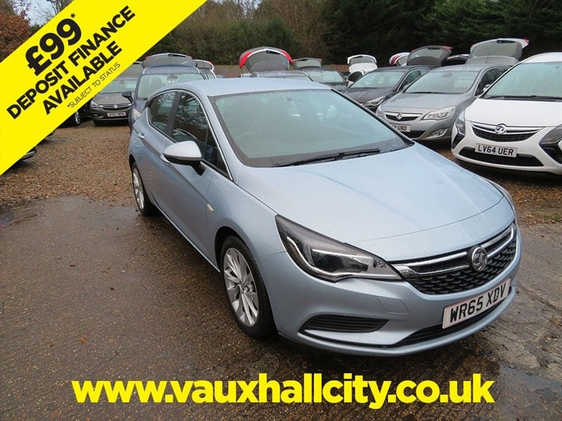 used Vauxhall Astra ENERGY in windlesham-surrey