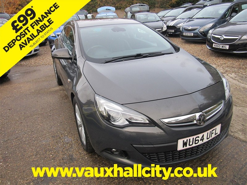 used Vauxhall Astra GTC SRI CDTI S/S in windlesham-surrey