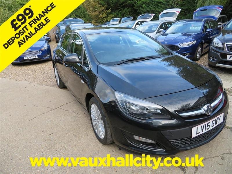 used Vauxhall Astra EXCITE in windlesham-surrey