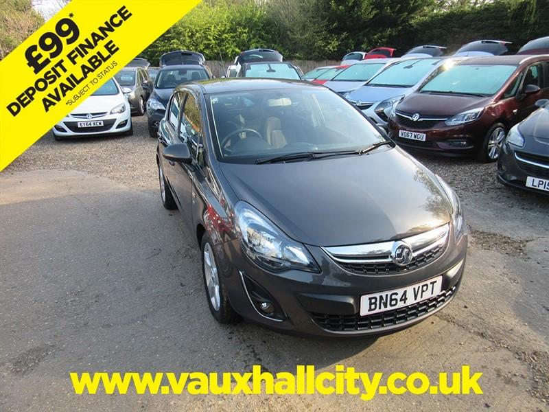 used Vauxhall Corsa SXI AC in windlesham-surrey