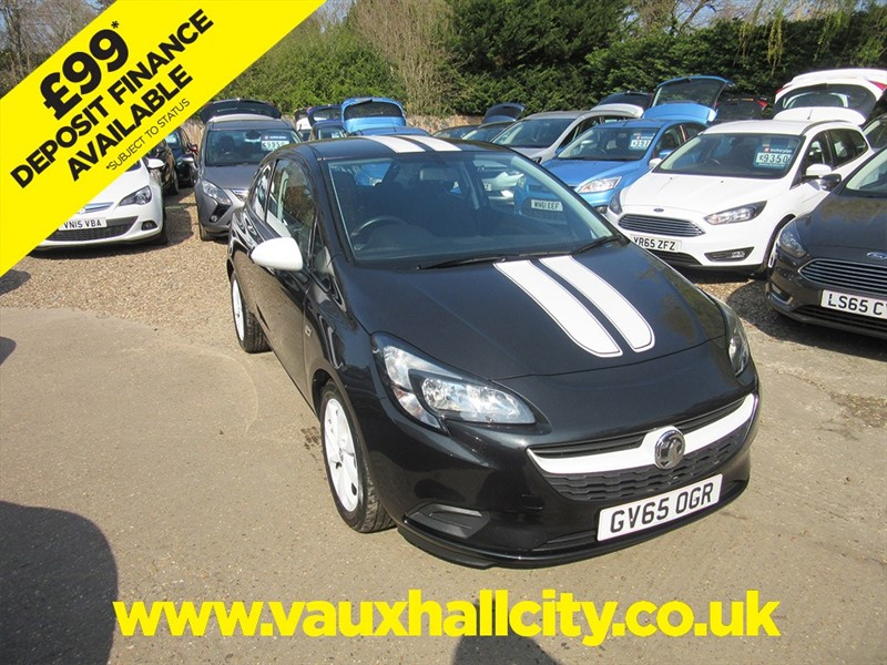 used Vauxhall Corsa STING ECOFLEX in windlesham-surrey