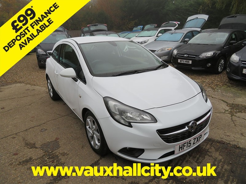 used Vauxhall Corsa EXCITE AC in windlesham-surrey