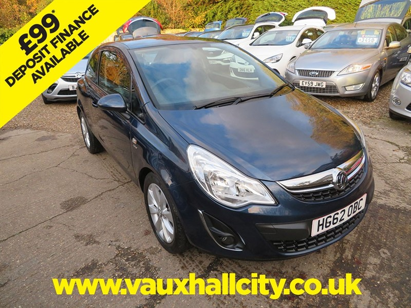 used Vauxhall Corsa ACTIVE AC in windlesham-surrey