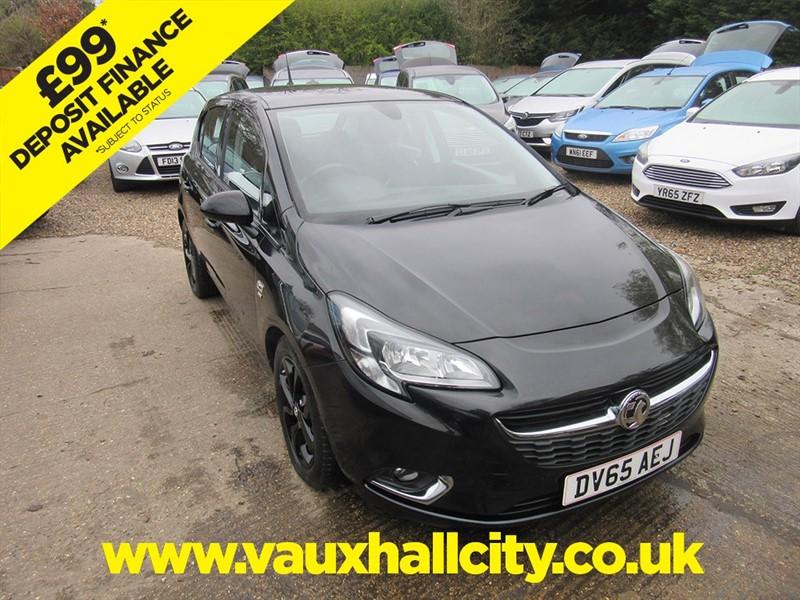 used Vauxhall Corsa SRI ECOFLEX in windlesham-surrey