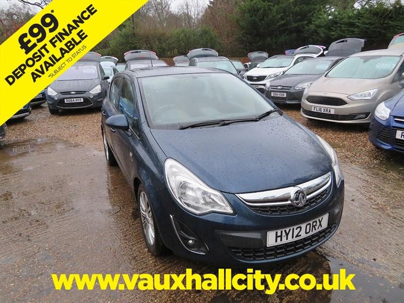 used Vauxhall Corsa ACTIVE AC in windlesham-surrey