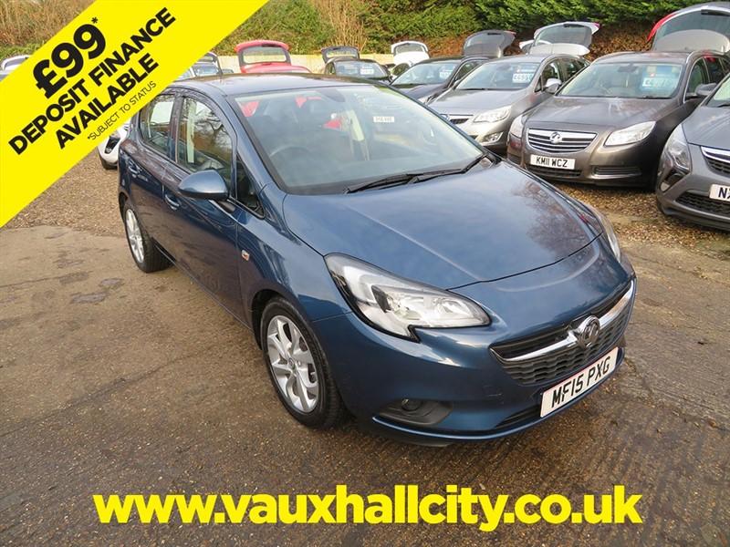 used Vauxhall Corsa EXCITE AC ECOFLEX S/S in windlesham-surrey