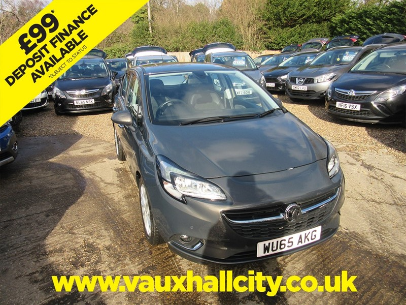used Vauxhall Corsa SE in windlesham-surrey