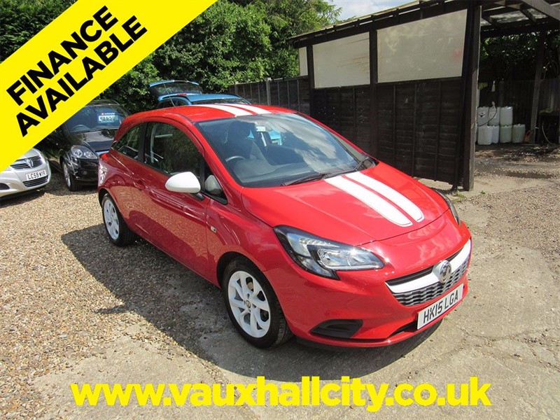 used Vauxhall Corsa STING in windlesham-surrey