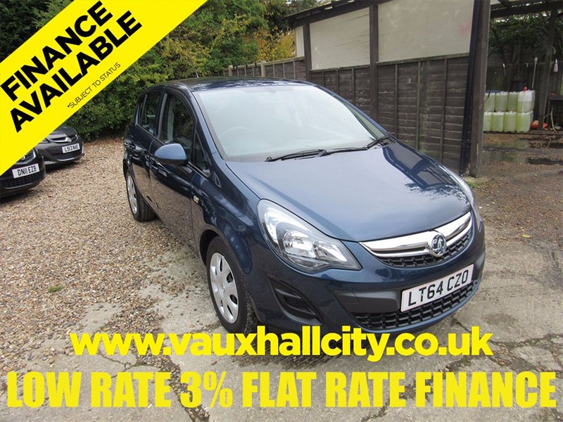 used Vauxhall Corsa DESIGN AC in windlesham-surrey