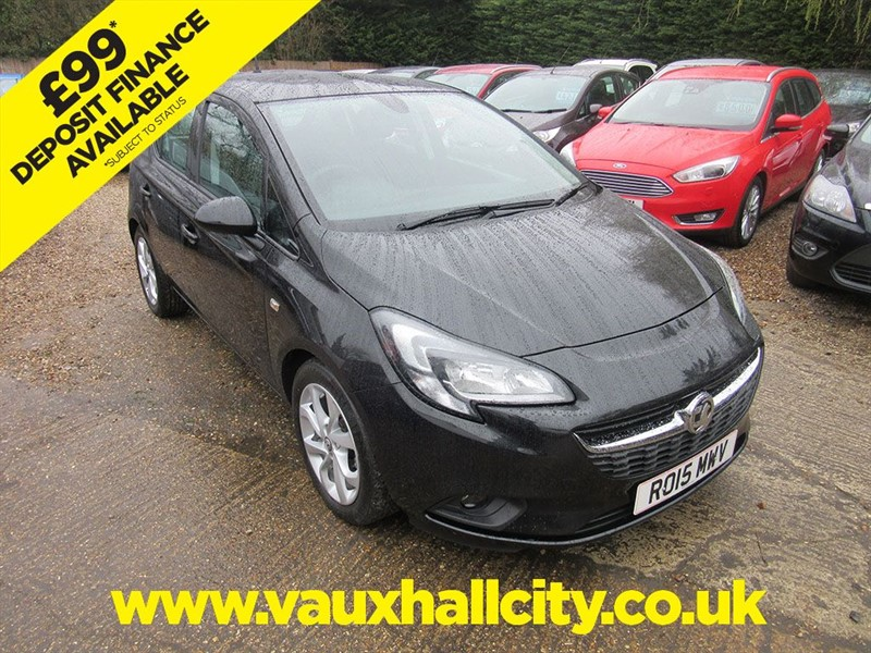 used Vauxhall Corsa EXCITE AC ECOFLEX in windlesham-surrey
