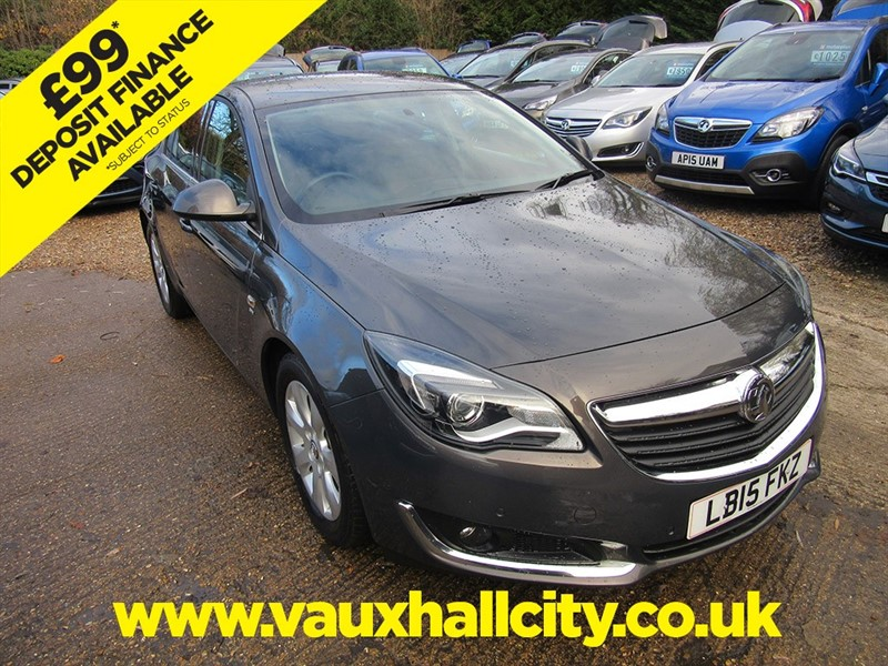 used Vauxhall Insignia SRI NAV CDTI in windlesham-surrey