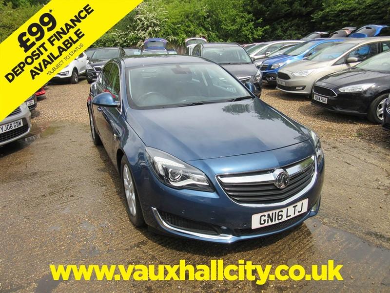 used Vauxhall Insignia SE CDTI ECOFLEX S/S in windlesham-surrey