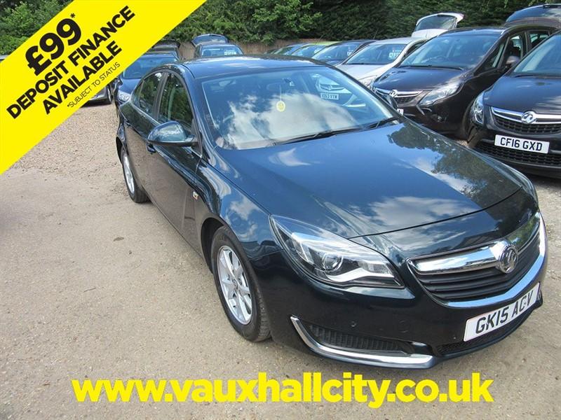 used Vauxhall Insignia DESIGN CDTI ECOFLEX S/S in windlesham-surrey