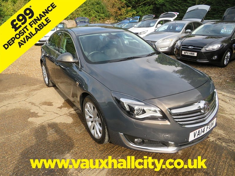 used Vauxhall Insignia ELITE NAV CDTI in windlesham-surrey