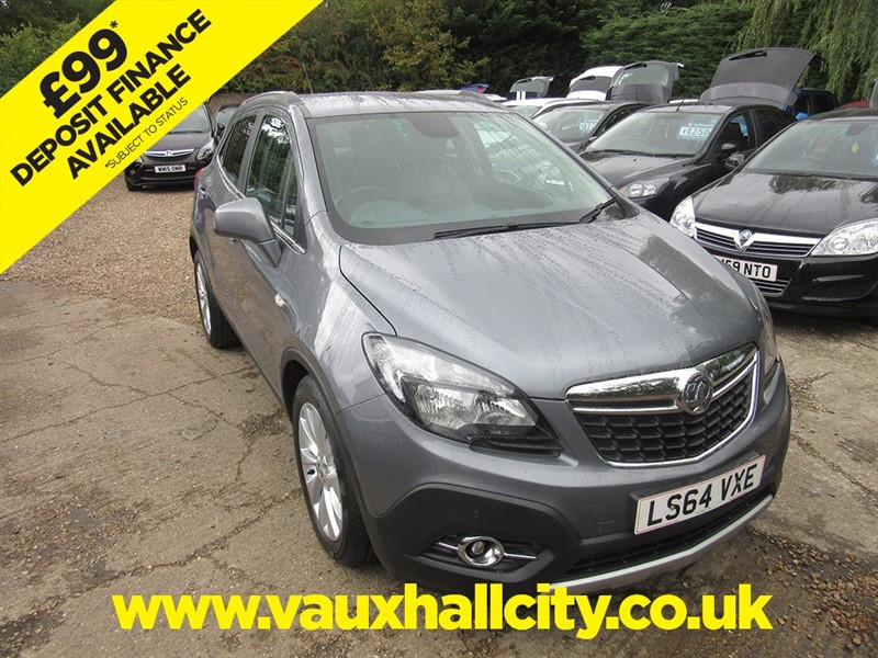 used Vauxhall Mokka SE in windlesham-surrey