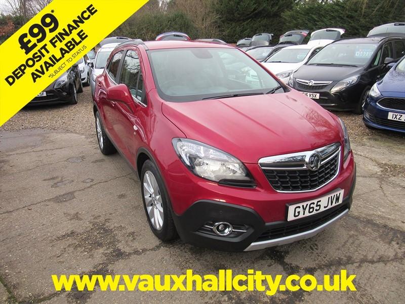 used Vauxhall Mokka SE CDTI in windlesham-surrey
