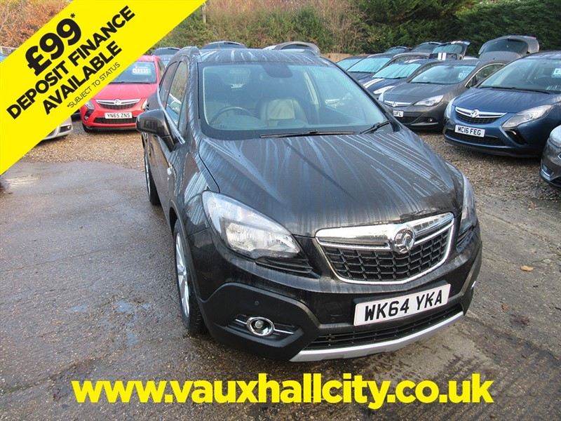 used Vauxhall Mokka SE CDTI in windlesham-surrey