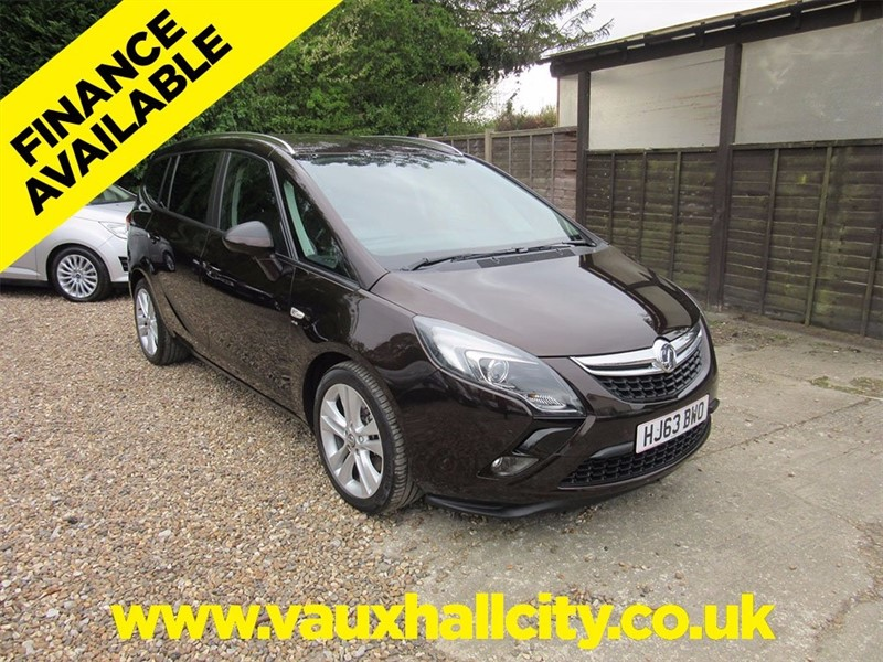 Vauxhall Zafira Tourer for sale