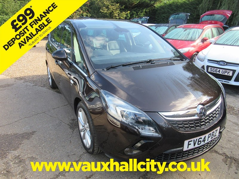 used Vauxhall Zafira Tourer ELITE in windlesham-surrey