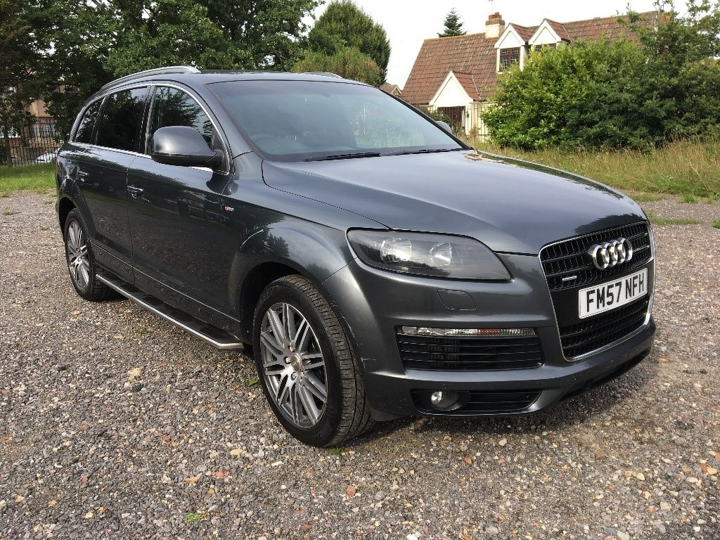 used audi q7 for sale romford essex. Black Bedroom Furniture Sets. Home Design Ideas