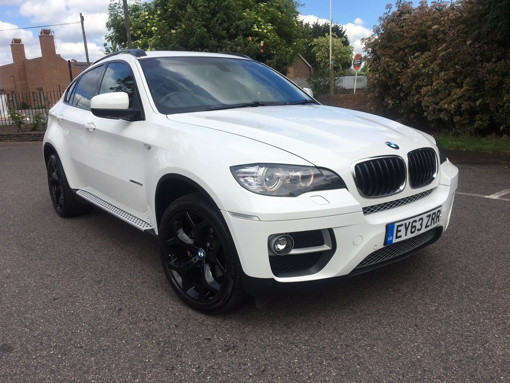 Used Bmw X6 For Sale Romford Essex