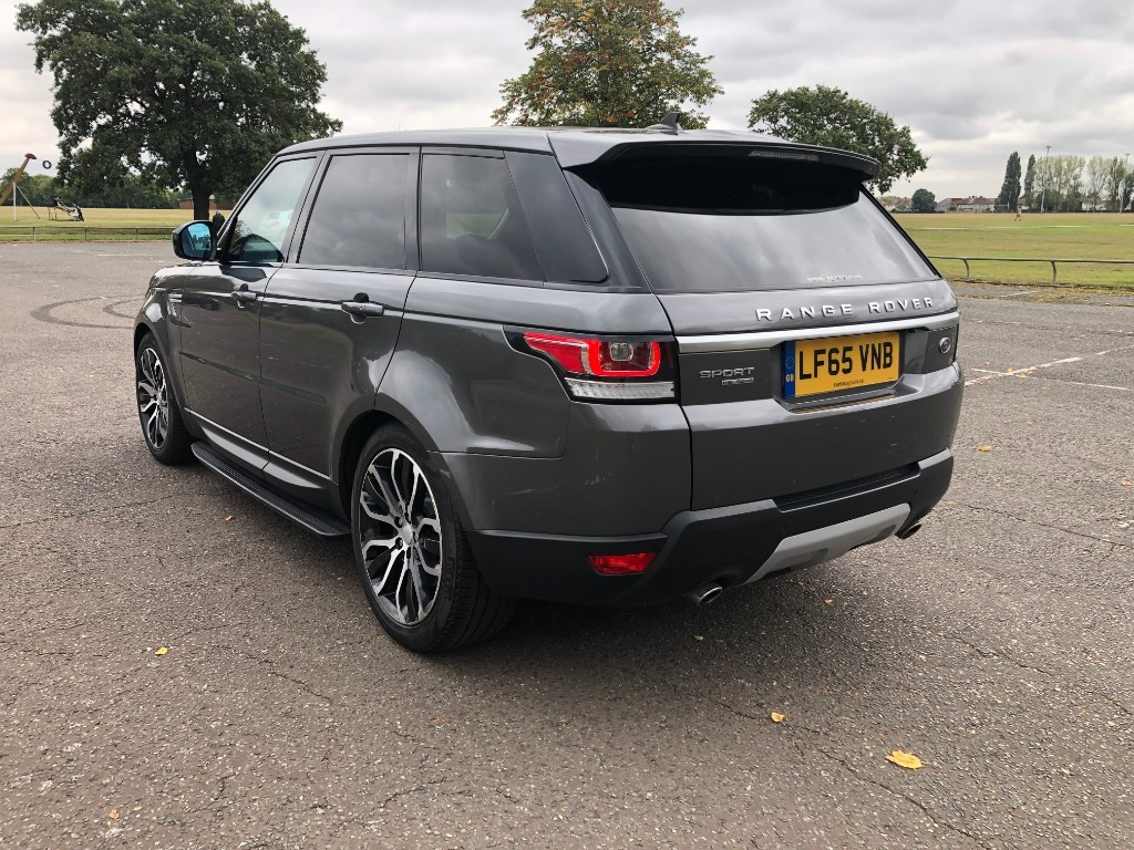 Used Land Rover Range Rover Sport For Sale Romford Essex
