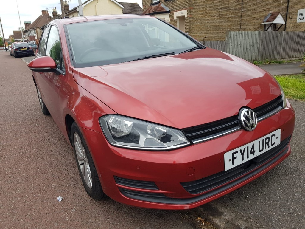 Used Vw Golf >> Used Vw Golf For Sale Romford Essex