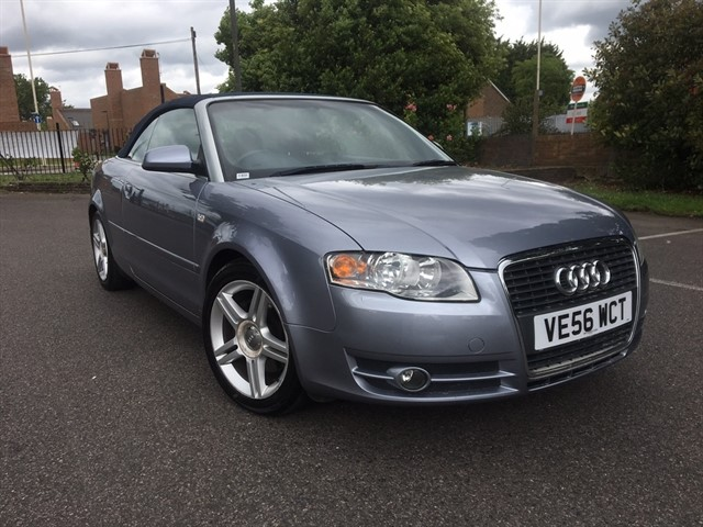 used Audi 100 T Sport Cabriolet 2dr in essex