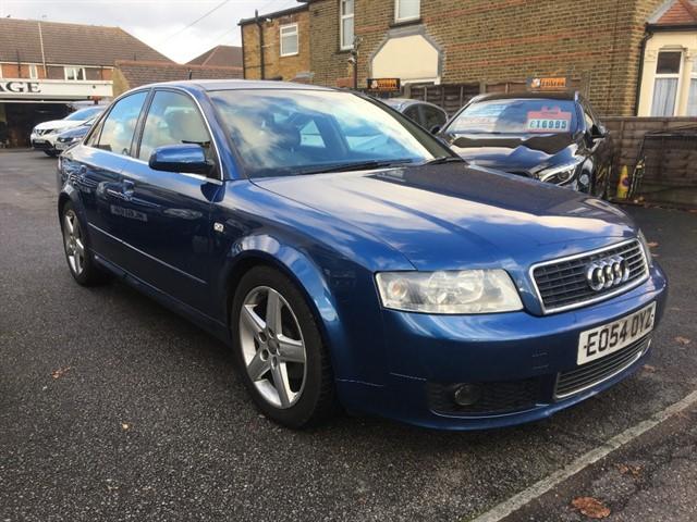 used Audi A4 TDI SPORT (130BHP) in essex