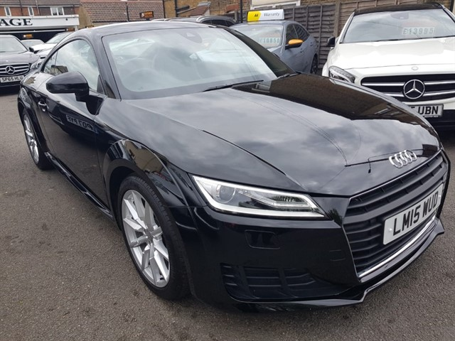 used Audi TT TFSI SPORT in essex