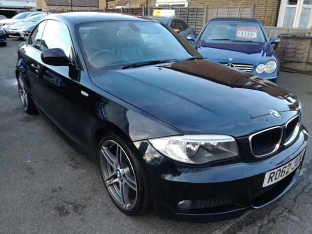 used BMW 118d SPORT PLUS EDITION in essex