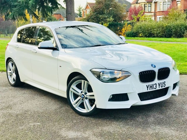 used BMW 125d M SPORT in essex