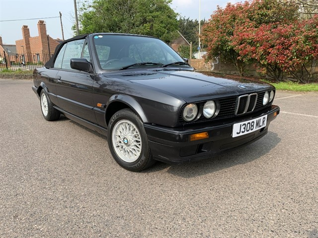 used BMW 318i E30 CONVERTIBLE in essex