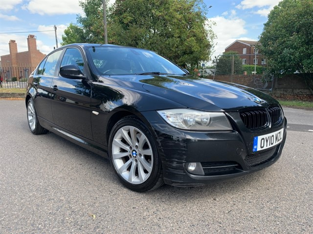 used BMW 320d SE BUSINESS EDITION in essex