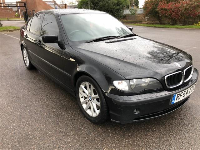 used BMW 320d ES in essex