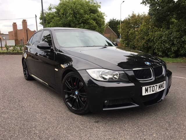 used BMW 320d 3 Series M Sport Saloon 4dr Automatic (179 g/km, 163 bhp) in essex