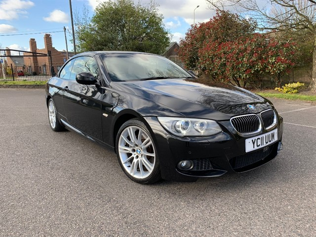 used BMW 325d M SPORT in essex