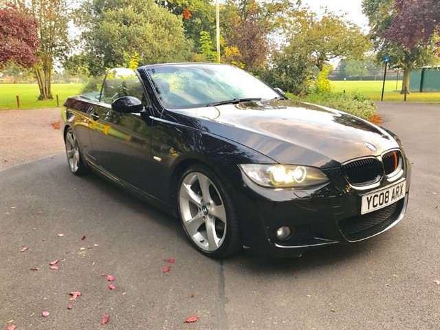 used BMW 325i 325I M SPORT in essex