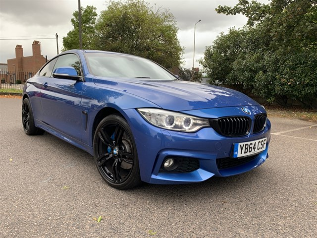 used BMW 435d XDRIVE M SPORT in essex