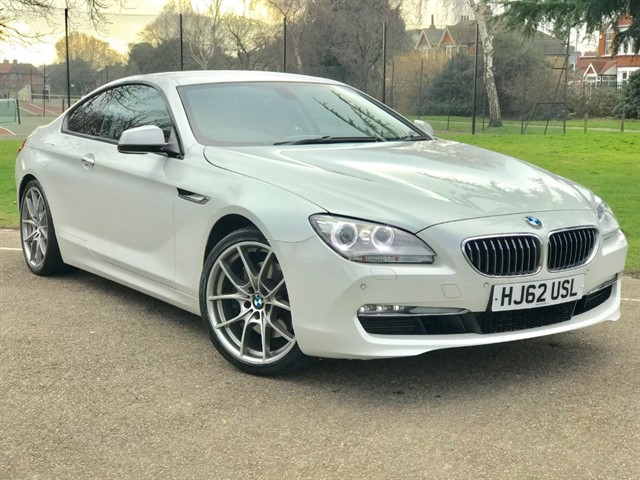 used BMW 640d SE in essex