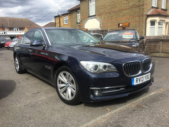 used BMW 730Ld SE in essex